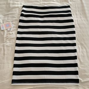 Lularoe Medium Cassie pencil skirt